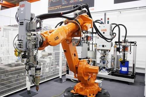 robot automatizacion industrial
