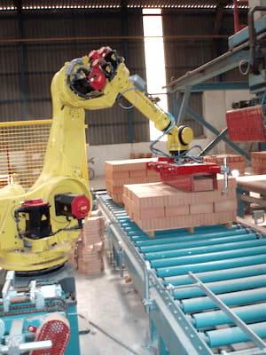 robot en sector hortofruticola