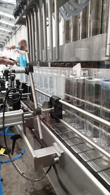 automatizacion envasadora liquidos