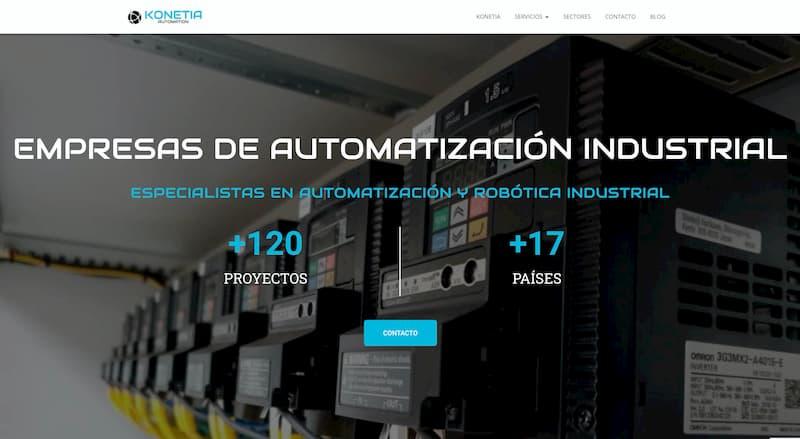 empresas de automatizacion industrial