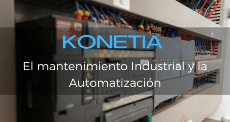 Mantenimiento industrial y automatización
