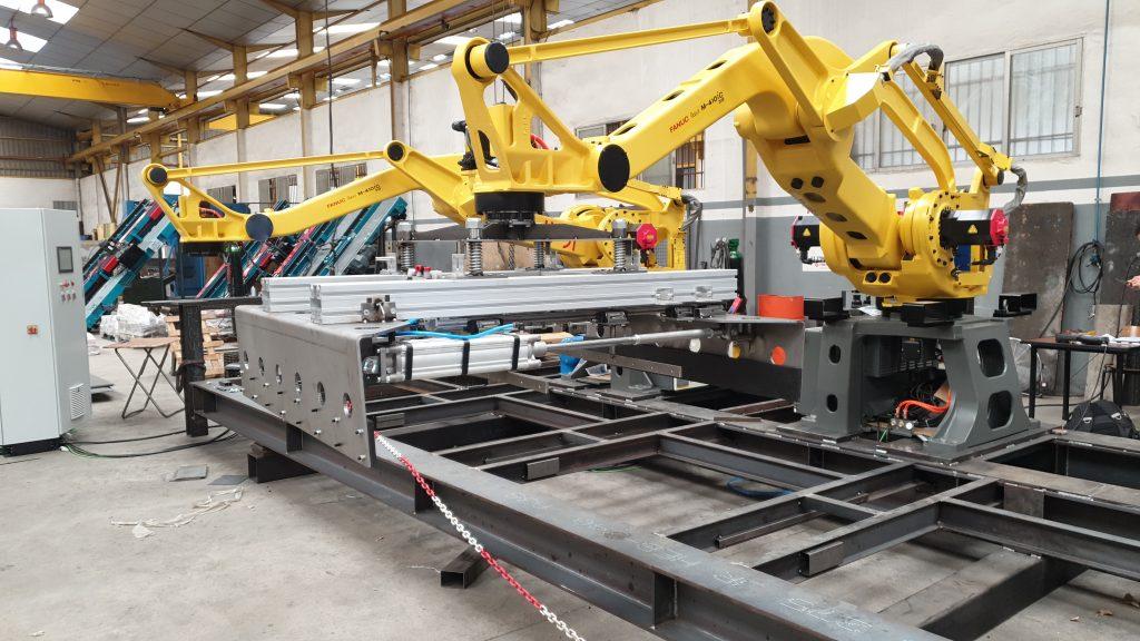 empresa de robótica industrial en valencia