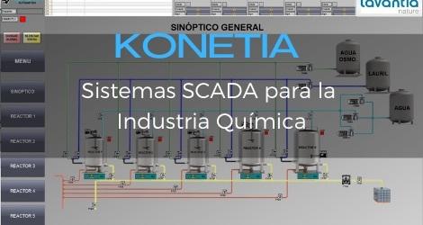 Sistemas scada Konetia