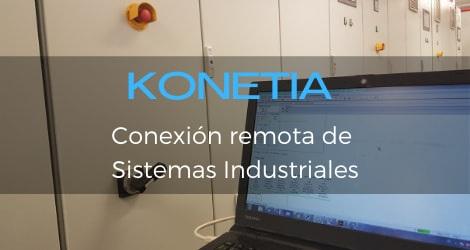 Conexión remota de Sistemas Industriales