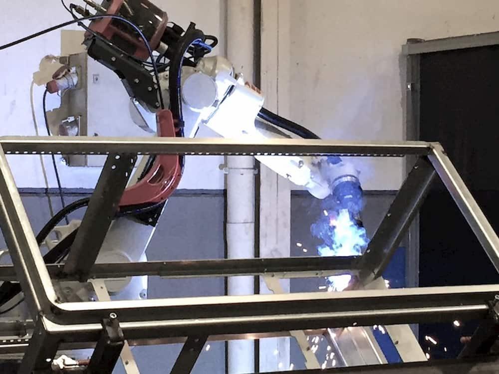 empresas de robótica industrial