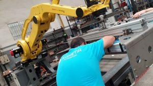 empresa de robótica industrial